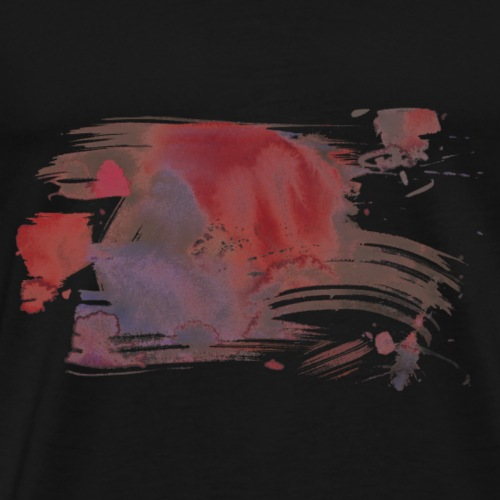 Watercolor Paint 2 - Men's Premium T-Shirt