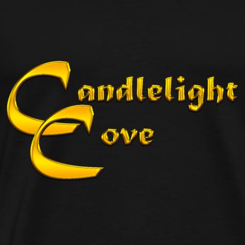 Candlelight Cove Full Logo - Men's Premium T-Shirt