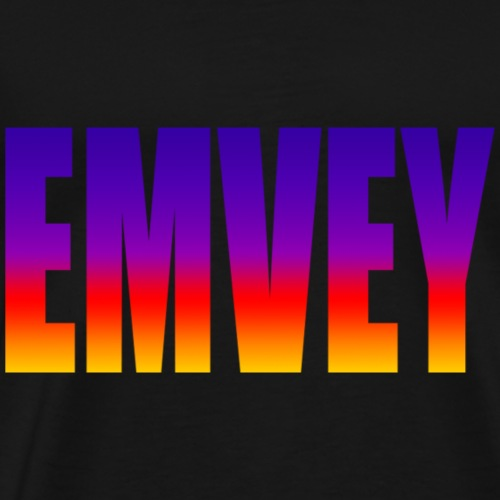 Emvey - Sunset emvey - Men's Premium T-Shirt