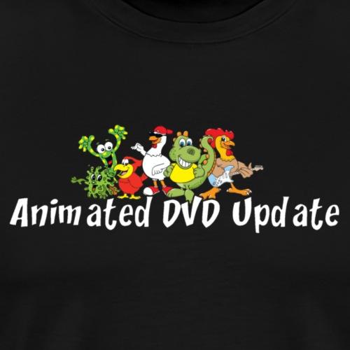Animated DVD Update V.1 - Men's Premium T-Shirt