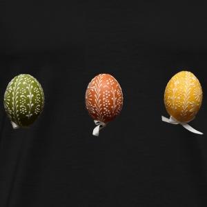 eggs - Men's Premium T-Shirt