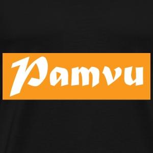 PamvuOrange - Men's Premium T-Shirt