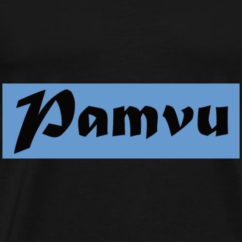PamvuOriginalBlack - Men's Premium T-Shirt