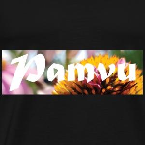 PamvuYellowFlower - Men's Premium T-Shirt