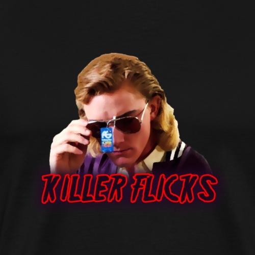 FOffWade Killer Flicks - Men's Premium T-Shirt