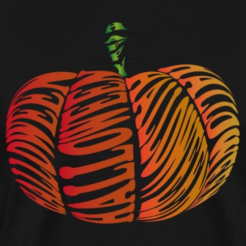 Halloween pumpkin - Men's Premium T-Shirt