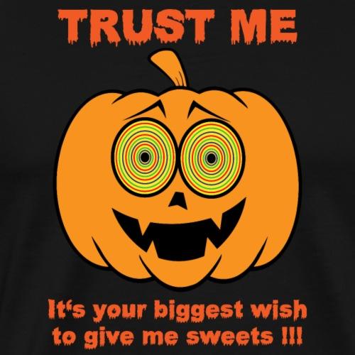 Trust Me Halloween oGJEA - Men's Premium T-Shirt