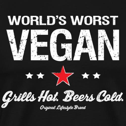 Grills Hot. Beers Cold. : World's Worst Vegan