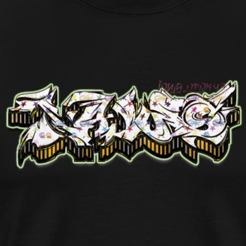 jawsCOMPfont1 - Men's Premium T-Shirt