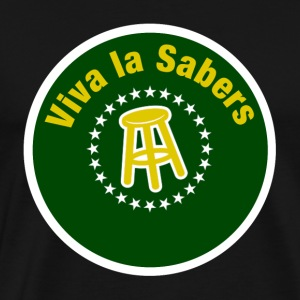 Viva la Sabers - Men's Premium T-Shirt