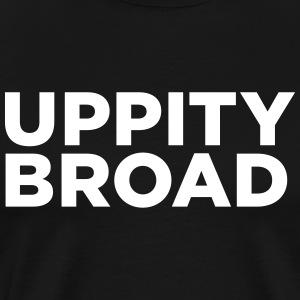 Uppity Broad - Men's Premium T-Shirt