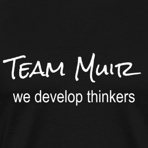team muir - Men's Premium T-Shirt
