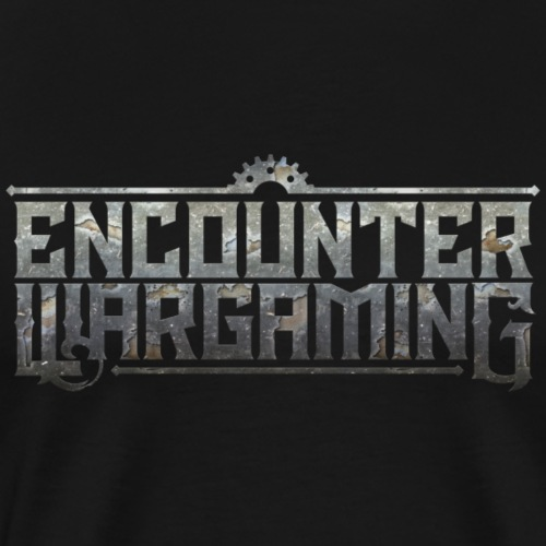 Encounter Wargaming Logo - Men's Premium T-Shirt
