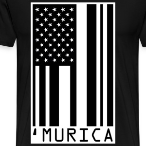 A'Murica - Men's Premium T-Shirt