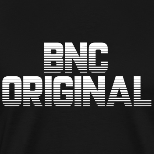 BNC Original (Championship/White) - Men's Premium T-Shirt