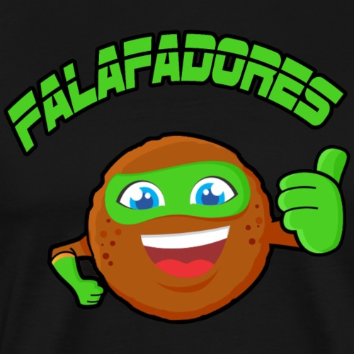 Tehuacan Falafadores - Men's Premium T-Shirt