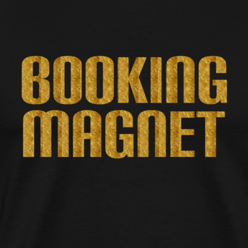 Booking Magnet - Men's Premium T-Shirt