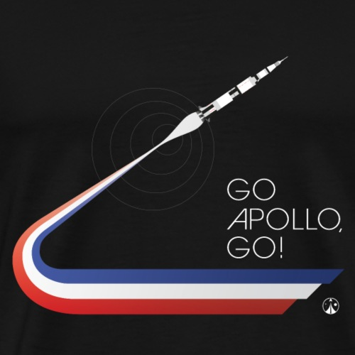 Go Apollo, GO! - Men's Premium T-Shirt