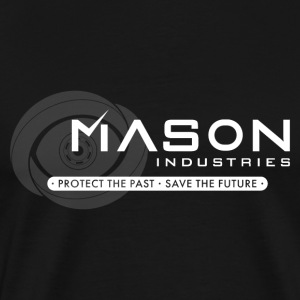 Timeless - Mason Industries: Protect & Save - Men's Premium T-Shirt