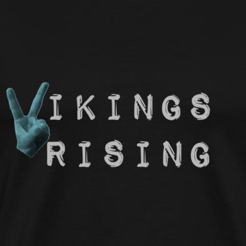 Vikings Rising - Men's Premium T-Shirt