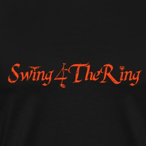 Swing4TheRing - Men's Premium T-Shirt