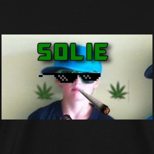 Solie - Men's Premium T-Shirt