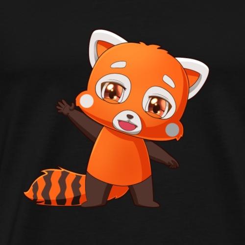 The Red Panda Club - Men's Premium T-Shirt