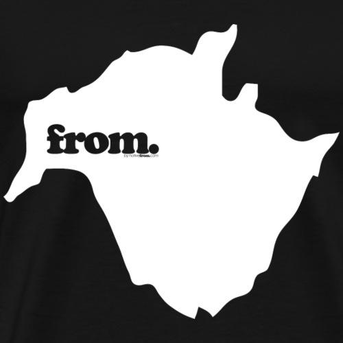 from new brunswick - Men's Premium T-Shirt