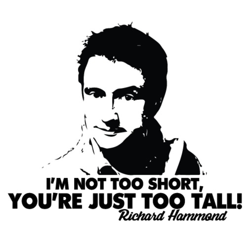 The Richard Hammond Collection - Men's Premium T-Shirt