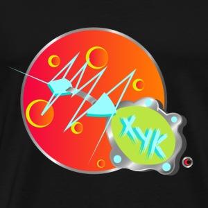 Xyk Logo 2018 - Men's Premium T-Shirt