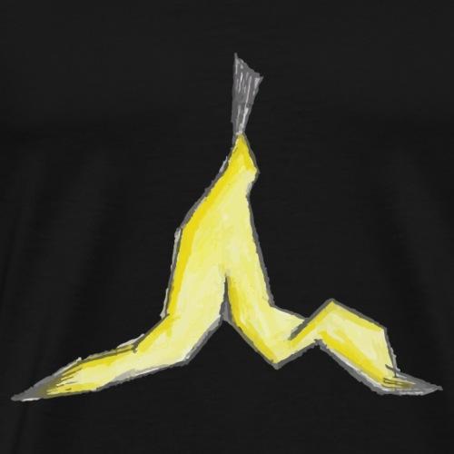 Sketchy Banana - Men's Premium T-Shirt