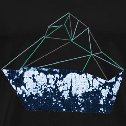 Melt Line - Men's Premium T-Shirt