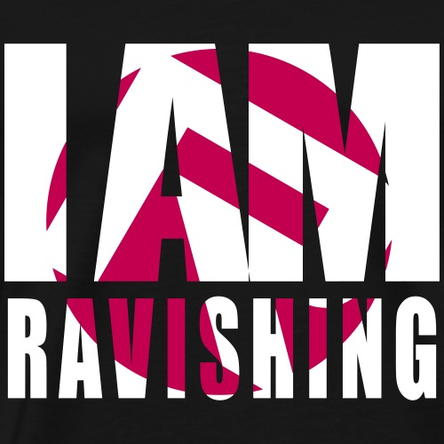 ravishingwhite - Men's Premium T-Shirt