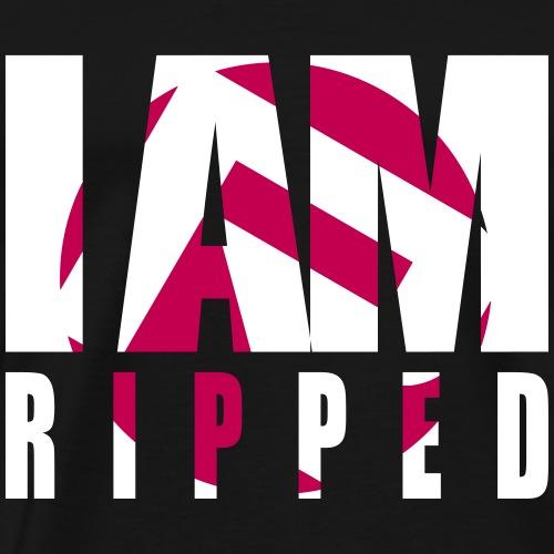 rippedwhite - Men's Premium T-Shirt