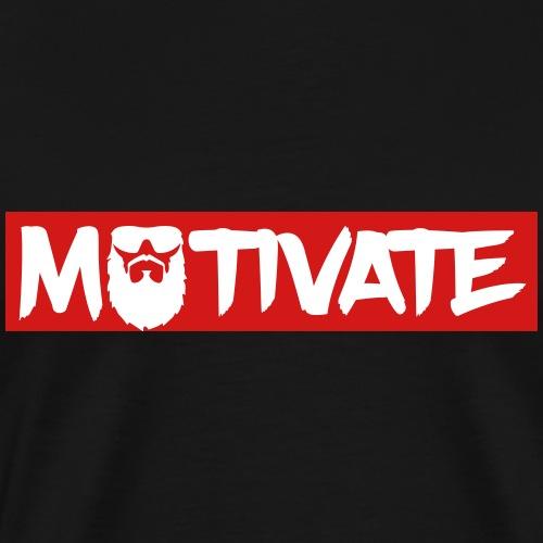Motivate - Men's Premium T-Shirt