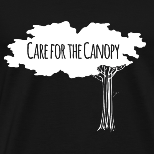 Care For The Canopy White - Men's Premium T-Shirt