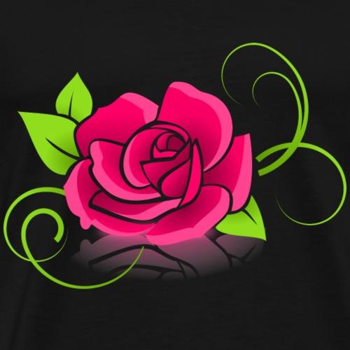 Lovely Rose - Men's Premium T-Shirt