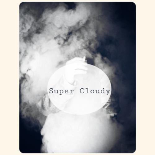 Super Cloudy Guy - Men's Premium T-Shirt