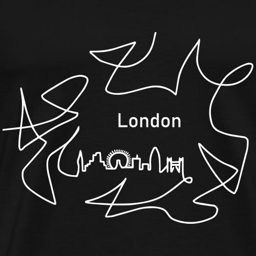 Skyline London - Men's Premium T-Shirt