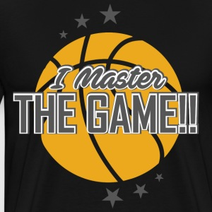 I Master The Game - Men's Premium T-Shirt