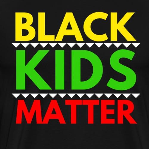 BLACK KIDS MATTER - Men's Premium T-Shirt