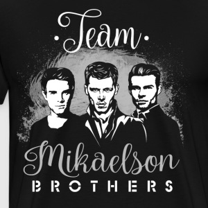 Mikaelson Brothers. - Men's Premium T-Shirt
