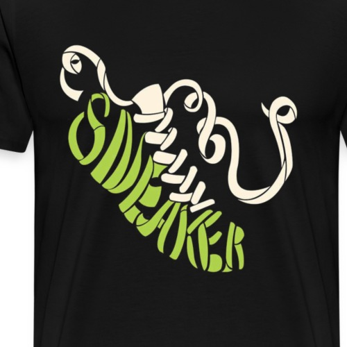 LIMITED EDITION- SNEAKER T-SHIRT - Men's Premium T-Shirt