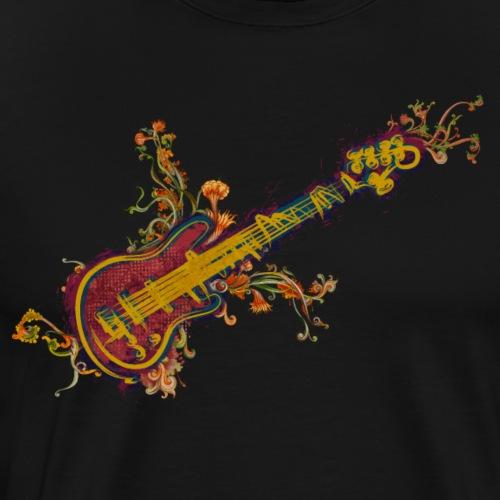 Awesome Guitar - Men's Premium T-Shirt
