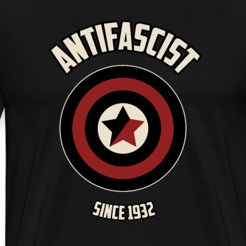 AntifaShield - Men's Premium T-Shirt