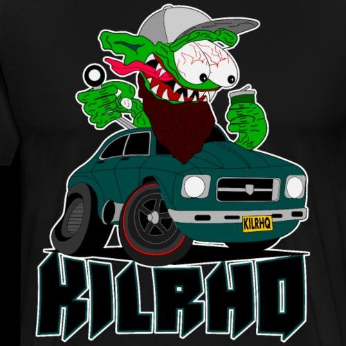 KILRHQ - HQ Kingswood - SBC Streeter Design - Men's Premium T-Shirt
