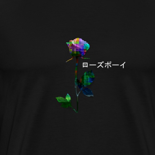 Rose Boy - Men's Premium T-Shirt