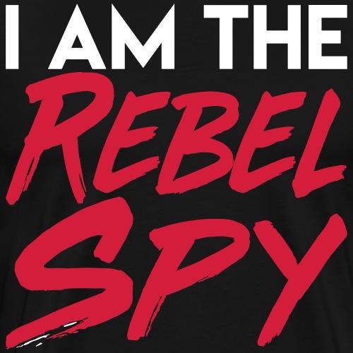 I'm the spy! - Men's Premium T-Shirt