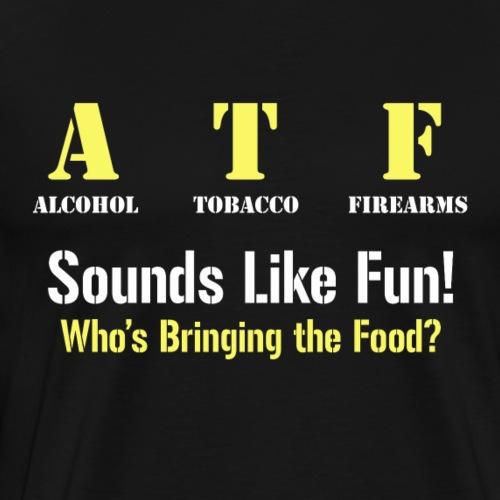 ATF Shirt - Men's Premium T-Shirt