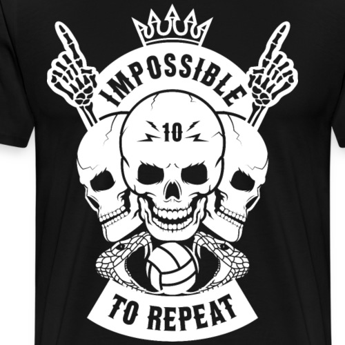 IMPOSSIBLE TO REPEAT V2 - Men's Premium T-Shirt